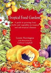 Cover of: Tropical Food Gardens