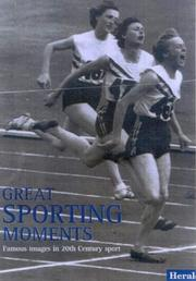 Cover of: Great Sporting Moments