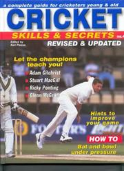 Cover of: Cricket Skills and Secrets