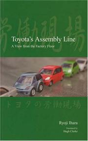 Cover of: Toyota