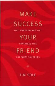 Cover of: Make Success Your Friend