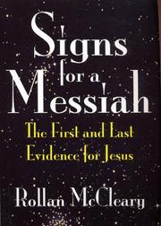 Cover of: Signs for a Messiah