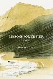 Cover of: Lessons for Custer