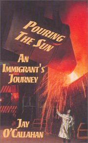 Cover of: Pouring the Sun