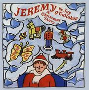 Cover of: Jeremy: A Christmas Story