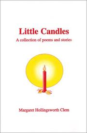 Cover of: Little Candles