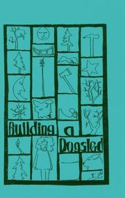 Cover of: Building a Dogsled (Alaska How-To)