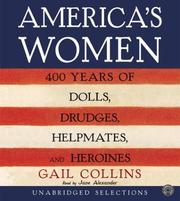 Cover of: America's Women CD