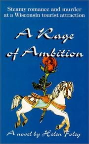 Cover of: A Rage of Ambition
