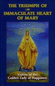 Cover of: The Triumph of the Immaculate Heart of Mary