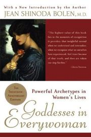 Cover of: Goddesses in everywoman