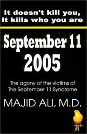 Cover of: September 11, 2005