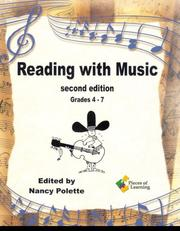 Cover of: Reading With Music