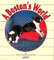 Cover of: A Boston