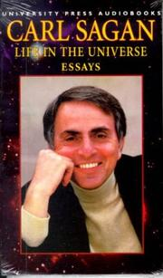 Cover of: Life in the Universe Essays