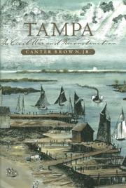Cover of: Tampa in Civil War & Reconstruction