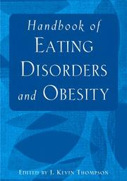Cover of: Handbook of Eating Disorders and Obesity | J. Kevin Thompson