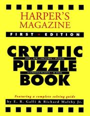 Cover of: Harper