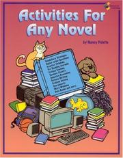 Cover of: Activities For Any Novel