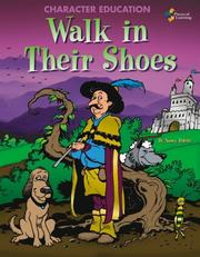 Cover of: Walk in Their Shoes: Character Education for the Classroom