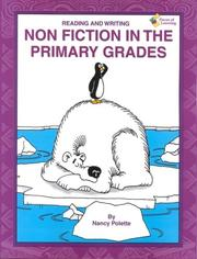 Cover of: Reading & Writing Non-Fiction in the Primary Classroom