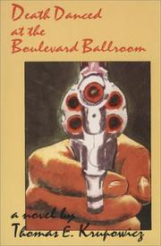 Cover of: Death Danced at the Boulevard Ballroom