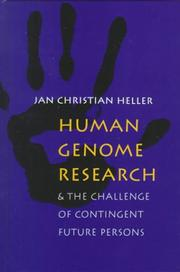 Human Genome Research: by Jan Heller