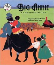 Cover of: Big Annie | Sandra Robbins