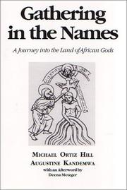 Cover of: Gathering in the Names