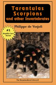 Cover of: Arachnomania | Philippe de Vosjoli