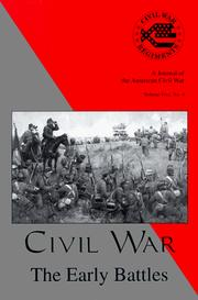 Cover of: Civil War | Mark Snell
