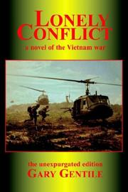 Cover of: Lonely Conflict
