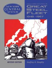 Cover of: New York Central System