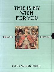 Cover of: This Is My Wish for You