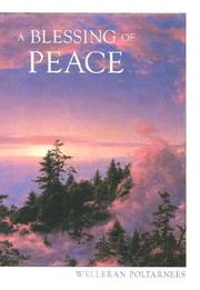 Cover of: A blessing of peace