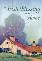 Cover of: An Irish Blessing for the Home