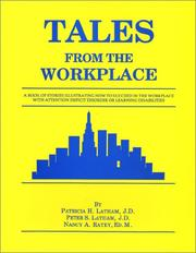 Cover of: Tales From the Workplace | Patricia Latham