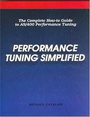 Cover of: Performance Tuning Simplified | Michael Catalani