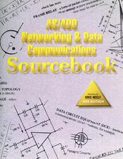 Cover of: AS/400 Networking & Data Communications Sourcebook