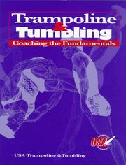 Cover of: USA Trampoline & Tumbling | Tim Schlosser