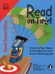 Cover of: Read on Target for Grade 3/4 (Parent/Teacher Edition) (Read on Target) | Shelia Anne Dean