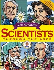 Cover of: Janice Van Cleave's Scientists Through the Ages