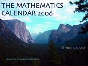 Cover of: The Mathematics Calendar 2006 | Sherman K. Stein