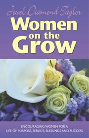 Cover of: Women on the Grow | Jewel Diamond Taylor