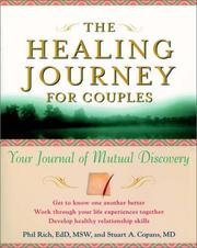 Cover of: The healing journey for couples | Phil Rich