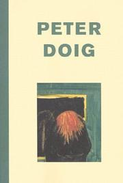 Cover of: Peter Doig | Peter Doig