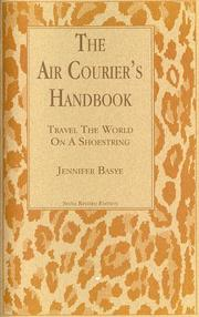 Cover of: The Air Courier's Handbook