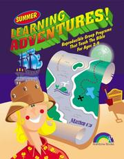 Cover of: Learning Adventures Summer |