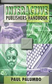 Cover of: Interactive publishers handbook by