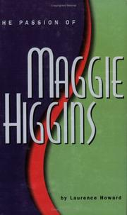 Cover of: The Passion of Maggie Higgins
